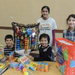 Birthday Giving Program